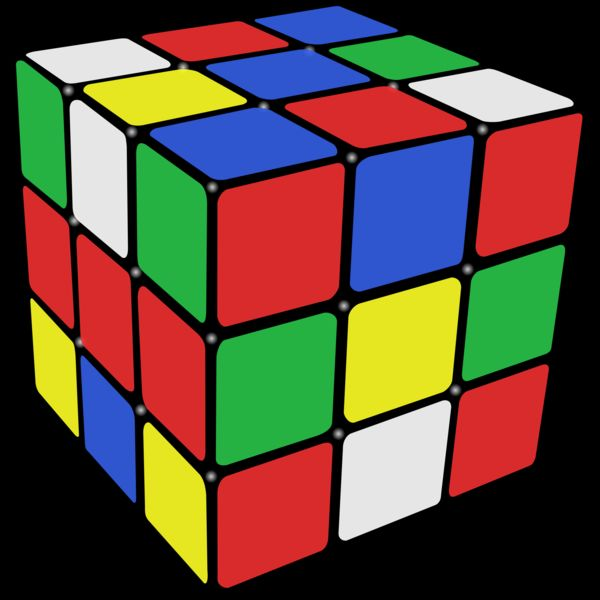 Rubik's Cube Faith